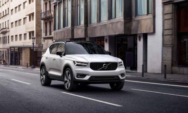 Volvo ha presentado en Milán su SUV más pequeño, el XC40