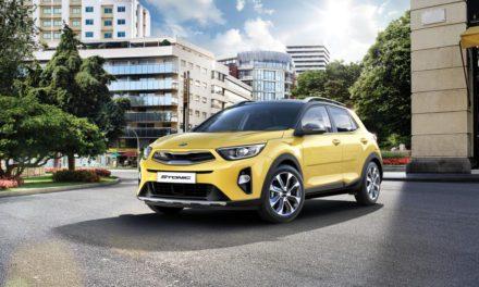 Kia ya comercializa el SUV Stonic en España