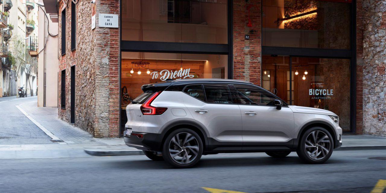 Volvo Cars crece en beneficios y ventas