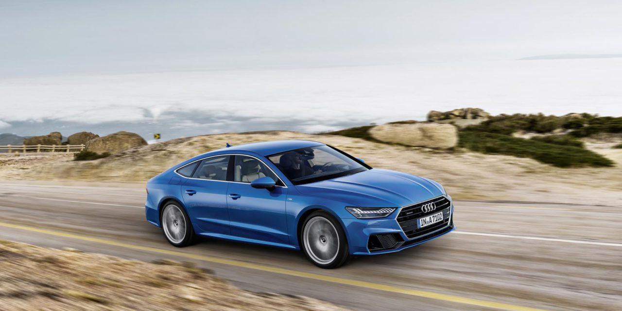 Audi lanzará el nuevo A7 Sportback en febrero de 2018