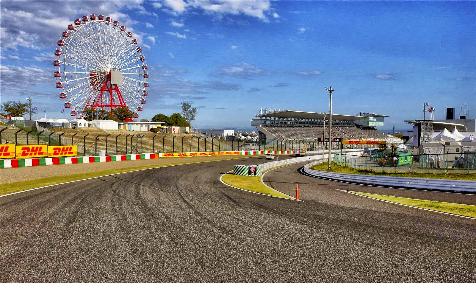 El Circuito de Suzuka, oficialmente Suzuka International Racing Course