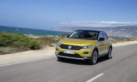 Volkswagen lanza el T-Roc, su tercer SUV para España